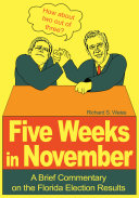Five Weeks in November
