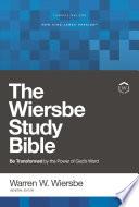 Nkjv Wiersbe Study Bible Red Letter Edition Ebook