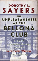 Pdf The Unpleasantness at the Bellona Club Telecharger
