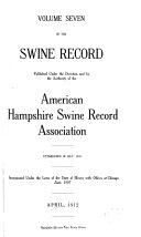 Swine record