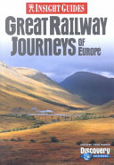 Insight Guide Great Railway Journeys of Europe