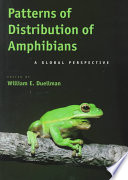 Patterns of Distribution of Amphibians