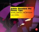 Pdf Adobe Premiere Pro Power Tips