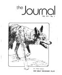Journal of the North American Wolf Society Book PDF