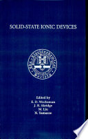 Solid state Ionic Devices Book