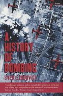 Cover of A History of Bombing