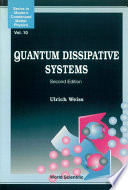 Quantum Dissipative Systems  Second Edition