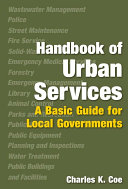 Handbook of Urban Services