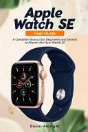 Apple Watch SE User Guide