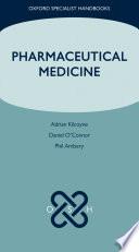 Pharmaceutical Medicine Book