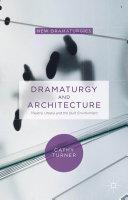 Dramaturgy and Architecture [Pdf/ePub] eBook