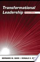 Transformational Leadership PDF