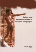 Deixis and Demonstratives in Oceanic Languages