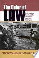 The Color of Law Book