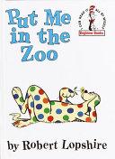 Put Me in the Zoo Pdf/ePub eBook