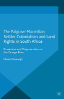 Pdf Settler Colonialism and Land Rights in South Africa Telecharger