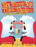 Six Sheep Sip Thick Shakes