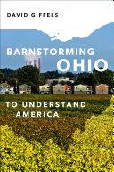 Barnstorming Ohio Pdf/ePub eBook