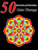 50 Mandalas of Relaxation  Color Therapy
