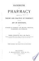 Handbook of Pharmacy Book