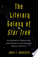 The Literary Galaxy of Star Trek