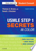 USMLE Step 1 Secrets in Color E Book