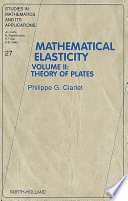 Mathematical Elasticity