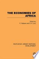 The Economies of Africa