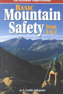 Basic Mountain Safety from A to Z