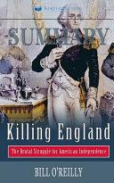 Summary  Killing England