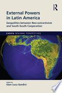 External Powers in Latin America Book PDF