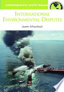 International Environmental Disputes