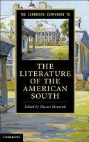 The Cambridge Companion to the Literature of the American South