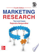 Marketing Research  Text and Cases  4th edition  Book