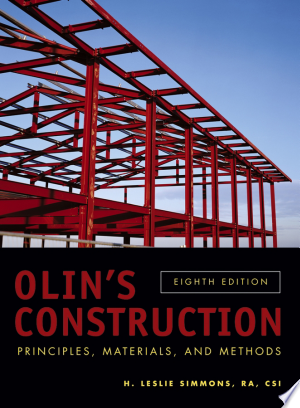 Download Olin's Construction Free Books - Home