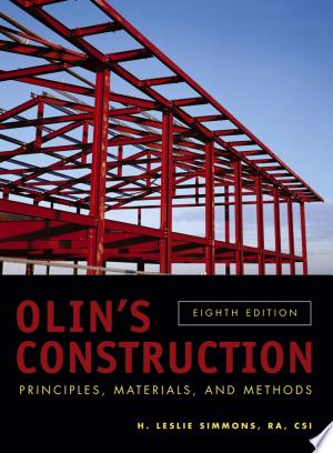 [pdf - epub] Olin's Construction - Read eBooks Online