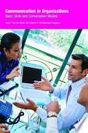 Communication In Organizations Book PDF