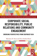 Corporate Social Responsibility, Public Relations and Community Engagement