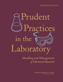 Prudent Practices in the Laboratory: