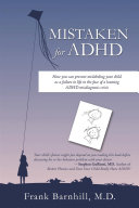 Mistaken for ADHD