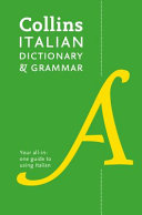 Collins English to Italian Dictionary and Grammar