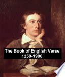 The Book Of English Verse 1250 1900