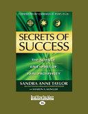 Secrets of Success [Large Print]