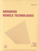 Advanced Vehicle Technologies