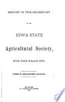 Annual Report ... for the Year