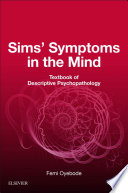 Sims Symptoms In The Mind Textbook Of Descriptive Psychopathology E Book