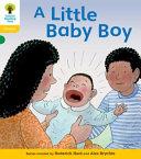 Books - A Little Baby Boy | ISBN 9780199118489