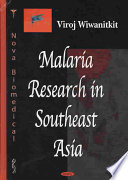 Malaria Research in Southeast Asia Book