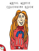 Awful Auntie Colouring Book