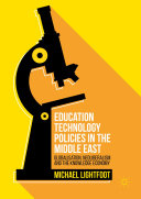 Education Technology Policies in the Middle East